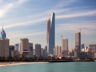 Kuwait business and finance hub