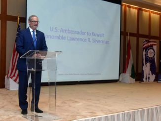American Business Council Kuwait business networking event